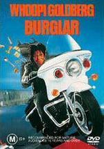 Burglar on DVD