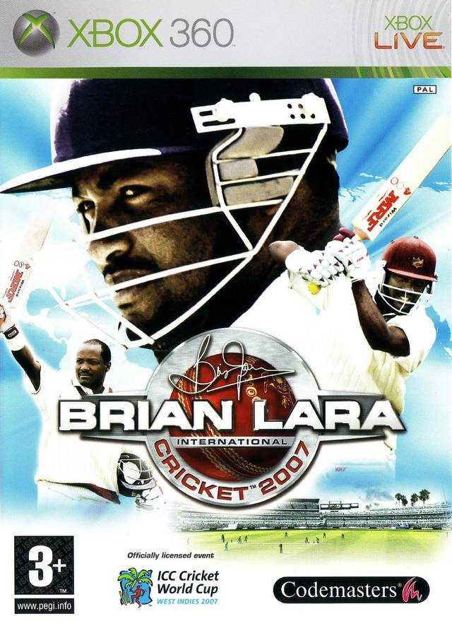 Brian Lara International Cricket 2007 (aka Ricky Ponting 2007) for Xbox 360 image
