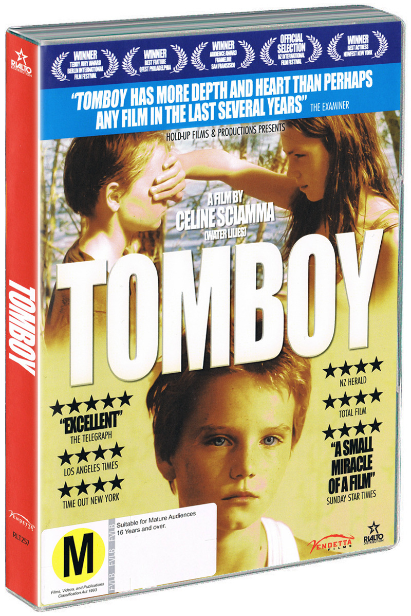 Tomboy on DVD image