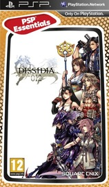 Dissidia 012 [duodecim] Final Fantasy (Essentials) for PSP