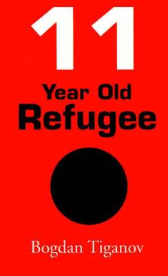 11 Year Old Refugee by Bogdan Tiganov