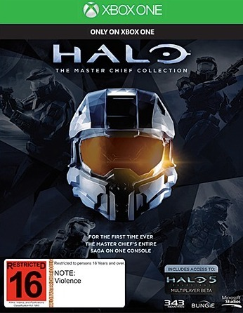 Halo Xbox One Buy Now At Mighty Ape Nz