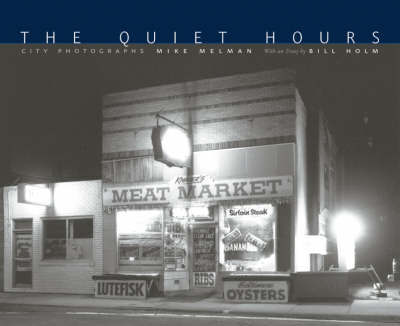 The Quiet Hours by Bill Holm image
