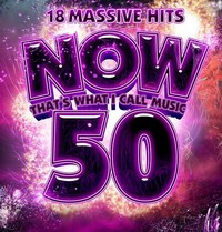 Now 50 by Various Artists image
