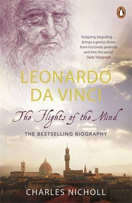 Leonardo Da Vinci by Charles Nicholl image
