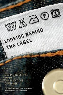 Looking behind the Label by Tim Bartley