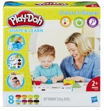 Play-Doh: Shape & Learn - Colors & Shapes