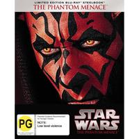 Star Wars Episode I: The Phantom Menace on Blu-ray