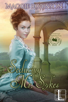 Seducing Mr. Sykes by Maggie Robinson image