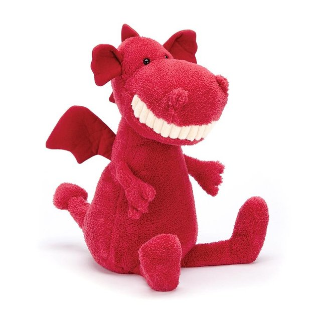 Jellycat: Toothy Dragon