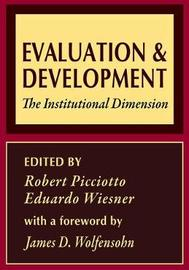 Evaluation and Development by Eduardo Wiesner