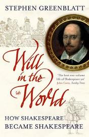 Will In The World by Stephen Greenblatt image