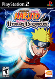 Naruto: Uzumaki Chronicles for PlayStation 2