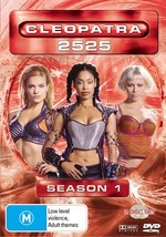 Cleopatra 2525 - Season 1 (2 Disc Set) on DVD