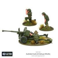 Australian 6-pdr Anti-tank Gun