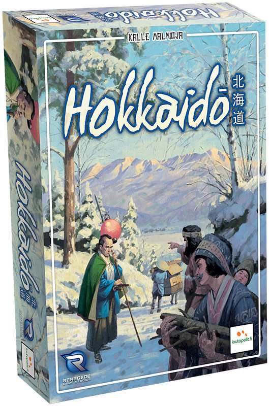 Hokkaido - Card Game