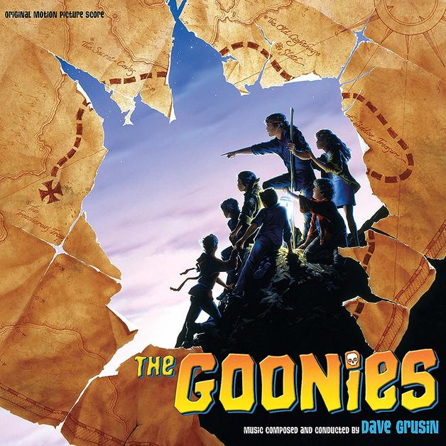 The Goonies by Dave Grusin