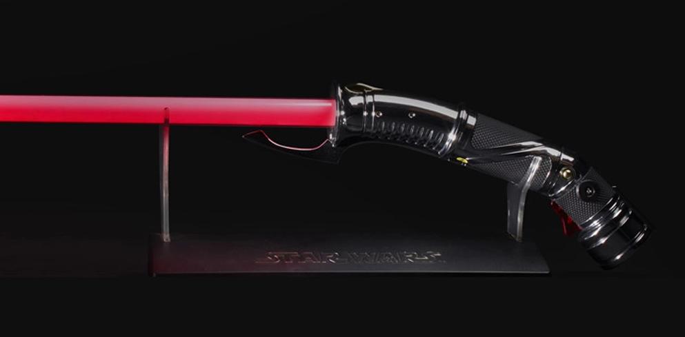 Star Wars The Black Series: Force FX Lightsaber - Count Dooku image