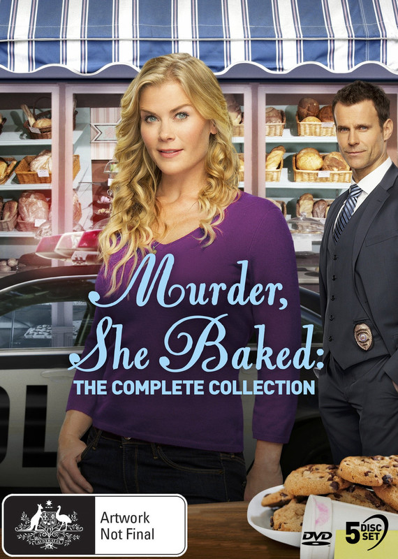 Murder, She Baked: Complete Collection on DVD