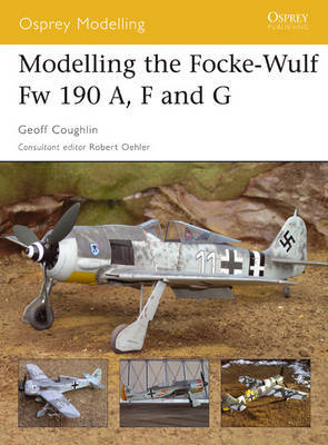 Modelling the Focke-Wulf Fw 190 A, F and G by Geoff Coughlin image