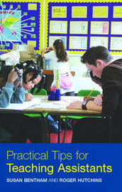 Practical Tips for Teaching Assistants by Susan Bentham image