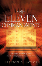 The Eleven Commandments by Preston A. Taylor image