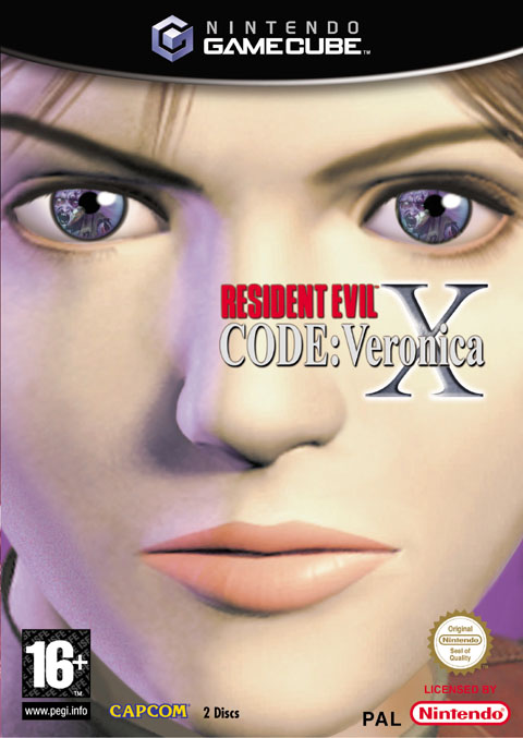Resident Evil: Code Veronica X for GameCube image