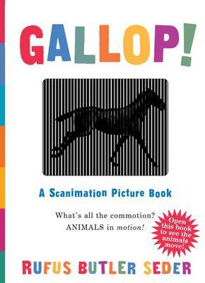 Gallop! by Rufus Butler Seder image