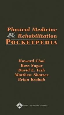 Physical Medicine and Rehabilitation Pocketpedia image