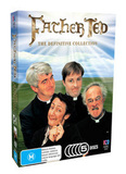 Father Ted - The Definitive Collection Box Set DVD