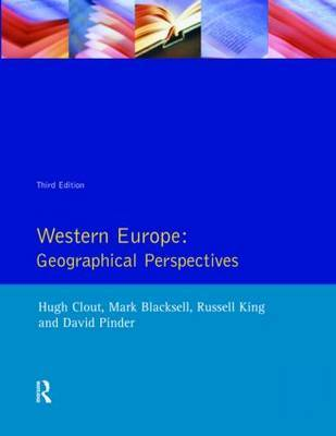 Western Europe by Hugh Clout