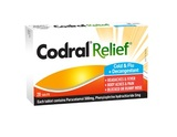 Codral Relief Plus Cold Remedy Decongestant (20 Pack)