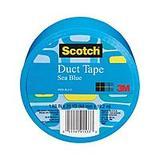 Scotch Duct Craft Tape 48mm x18.2m Sea Blue