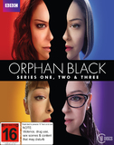 Orphan Black - Season 1-3 on Blu-ray