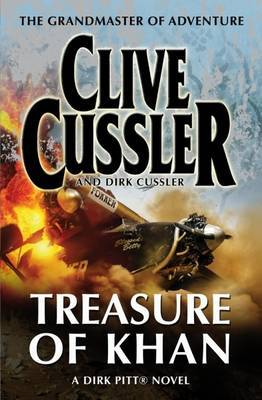 Treasure of Khan by Clive Cussler image