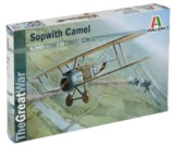 Italeri: 1/32 Sopwith Camel - Model Kit