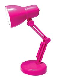 Just Add Colour LED Book Light - Pink