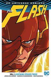 The Flash Vol. 1 (Rebirth) by Josh E. Williamson