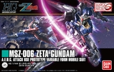 1/144 HGUC Zeta Gundam - Model Kit (Gunpla Evolution Project)