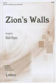 Zion's Walls by Mark Hayes