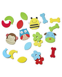 Skip Hop: Zoo Mix & Match Foam Pals