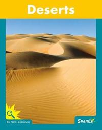 Deserts by Nick Rebman