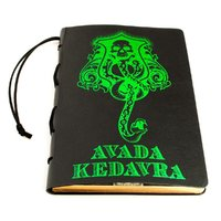 Harry Potter: Avada Kedavra - Dark Arts Journal image