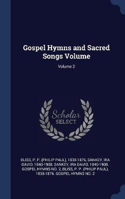 Gospel Hymns and Sacred Songs Volume; Volume 2 image