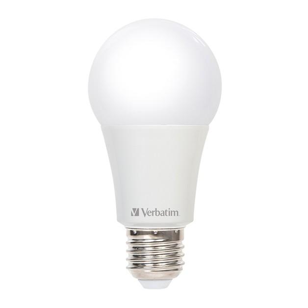 Verbatim LED Classic A 9W 820lm 3000K Warm White E27 Screw Dimmable