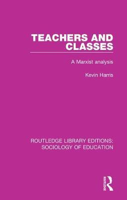 Teachers and Classes by Kevin Harris