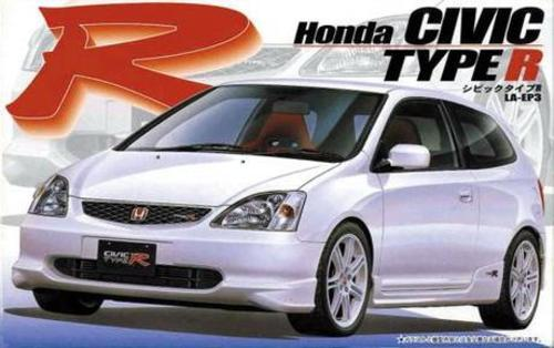 Fujimi 1/24 Honda Civic Type R 2001 - Model Kit