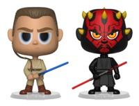 Star Wars: Obi-Wan Kenobi + Darth Maul - Vynl. Figure 2-Pack