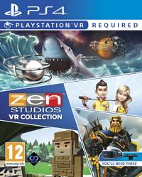 Zen Studios Ultimate VR Collection for PS4