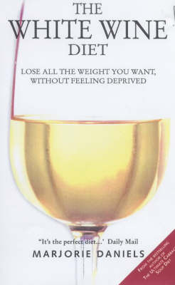 The White Wine Diet by Carly Newman image